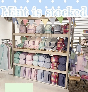 Mint is in Stock